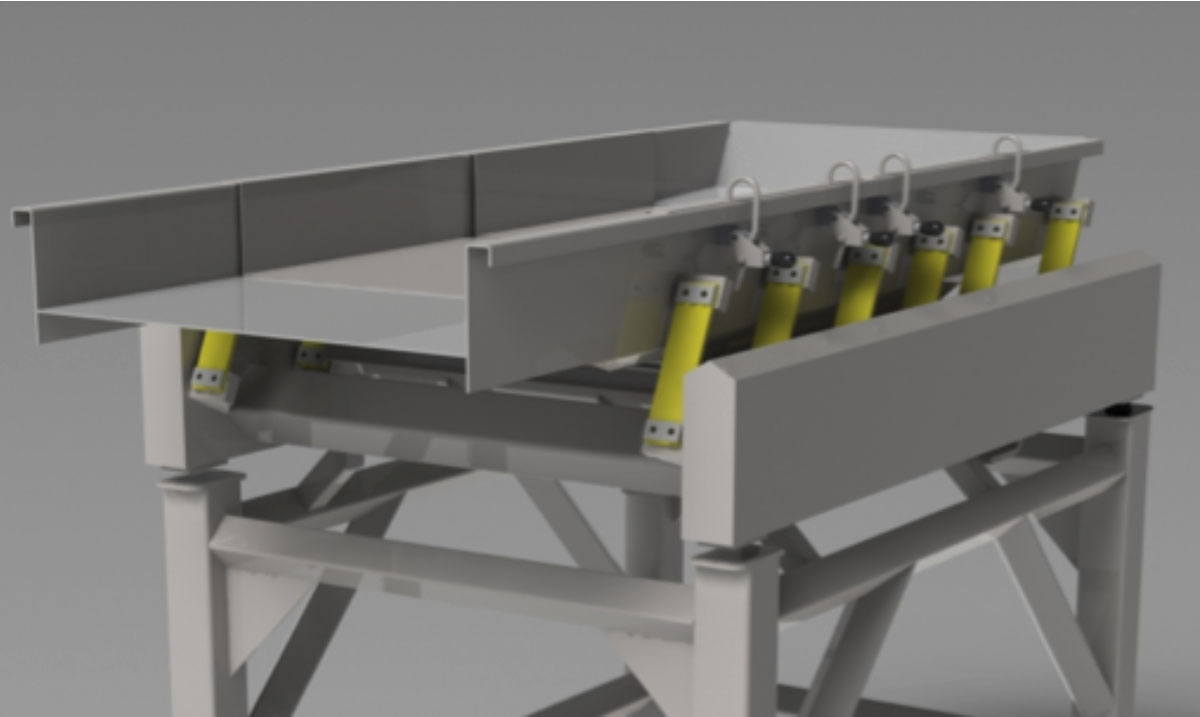 Dodman-Foodvibe-E-vibrating-conveyor image