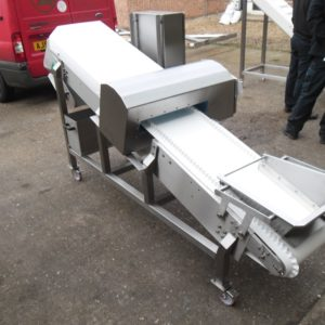 Metal Detector Conveyor 2