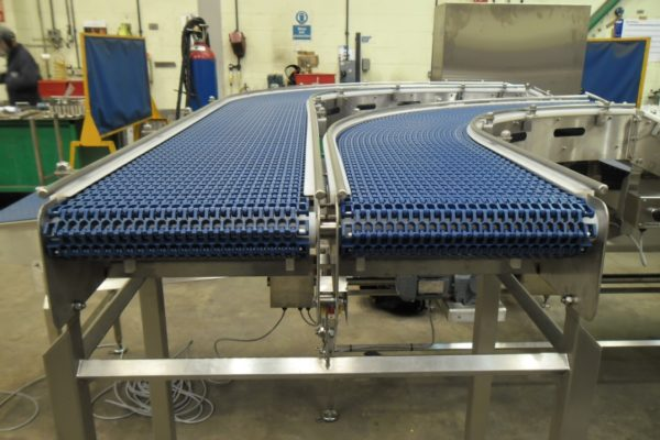 Modular Belt Conveyor 3