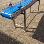 Belt conveyors - PU Belt with Side Guides