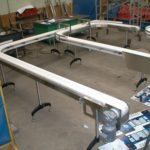 Slat Band Conveyor 1